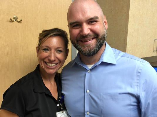 Nicole Kerneen & Dave Jones
