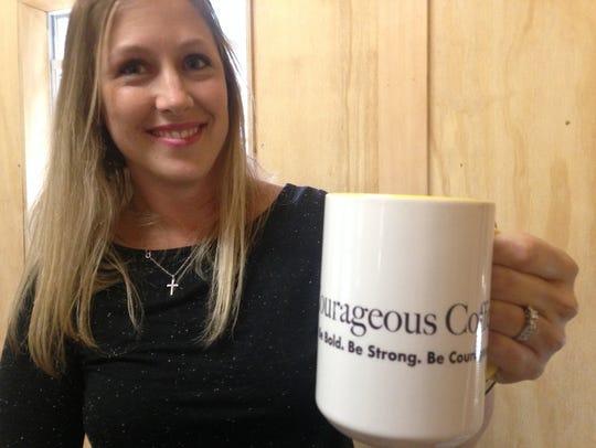 Tanya Schneider of Portland started her own coffee