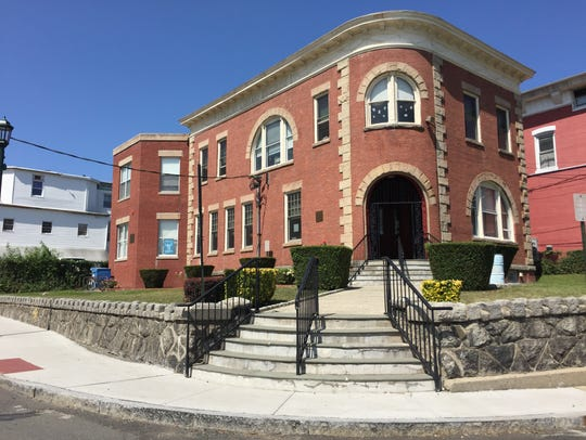 The Haverstraw King's Daughters Public Library village