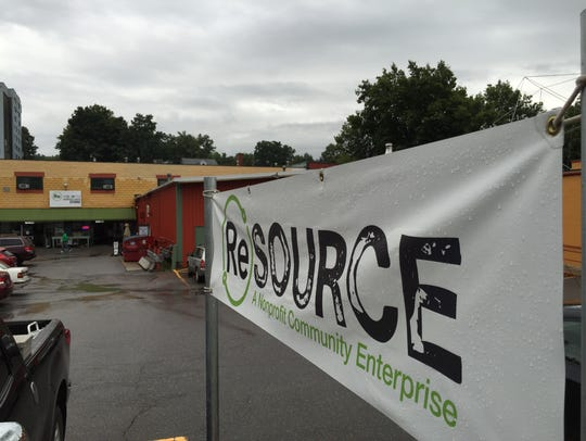 ReSource on Pine Street wraps up its first ReSource