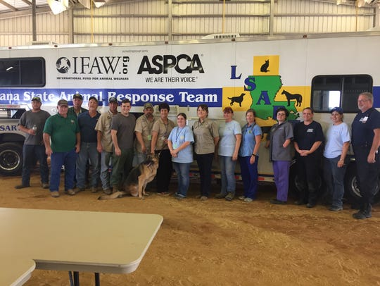 The Louisiana Department of Agriculture and Forestry,