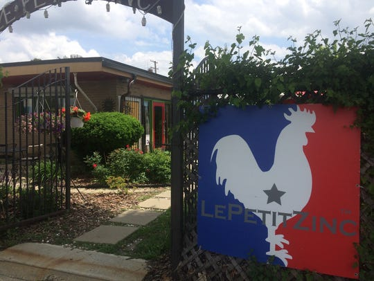 Le Petit Zinc in Corktown is being forced to move over