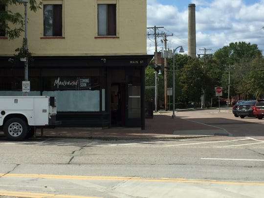 Owner Lawrence Fong hopes to open his Chinese restaurant The Mandarin in Winooski in March.