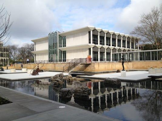 McGregor Memorial Conference Center