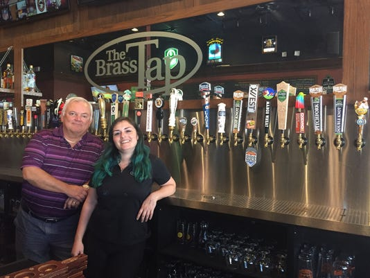 The Brass Tap in Mesa