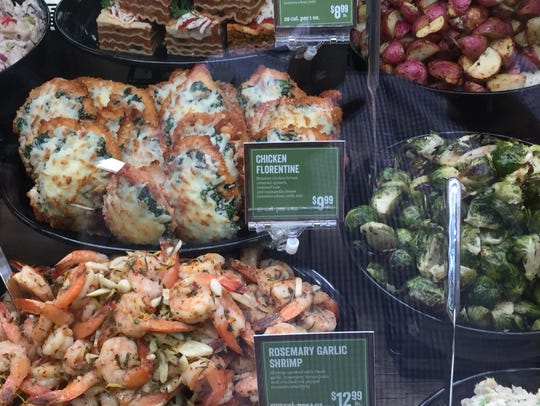 The new Sprouts Farmers Market in South Reno offers