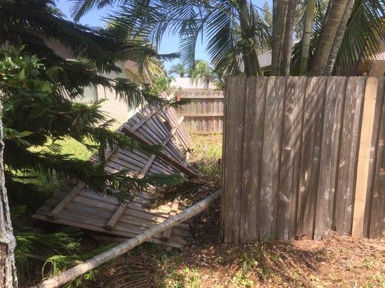 Repair costs following Hurricane Irma, and Hurricane