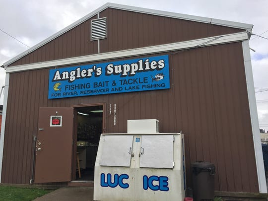 Angler's Supplies, 319 Howland Street, offers fishing