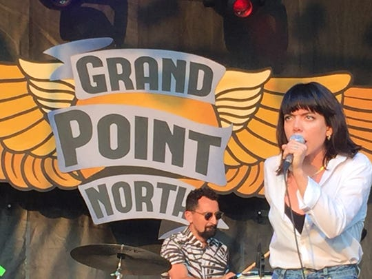 Saturday's highlights at Grand Point North included