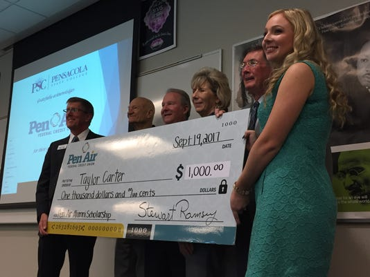 Pensacola State College announces scholarship