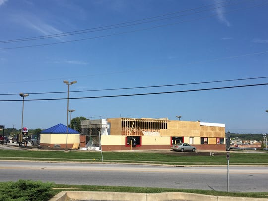 The Burger King on White Street is getting a facelift, as are two others in the York area.