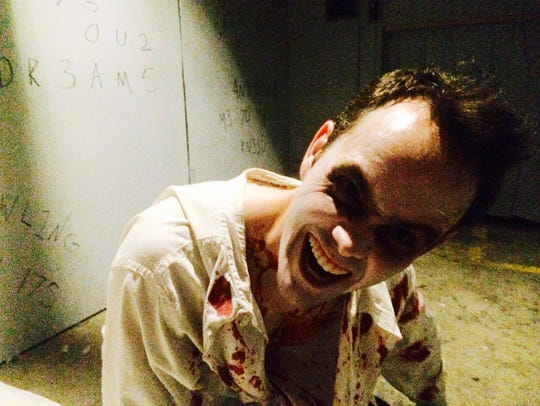 You might encounter this creepy character at FrightWorks.