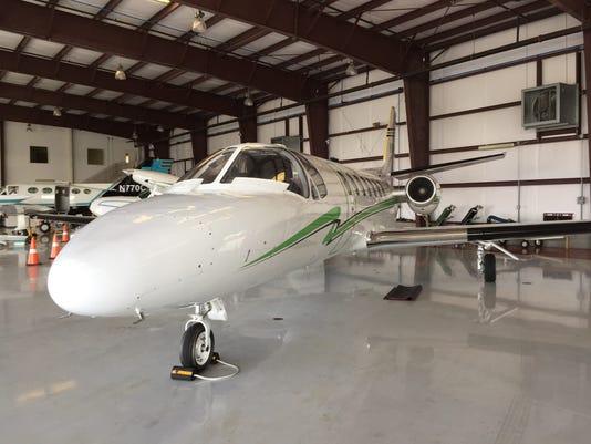 AeroCapital Flight Services' Cessna Citation V