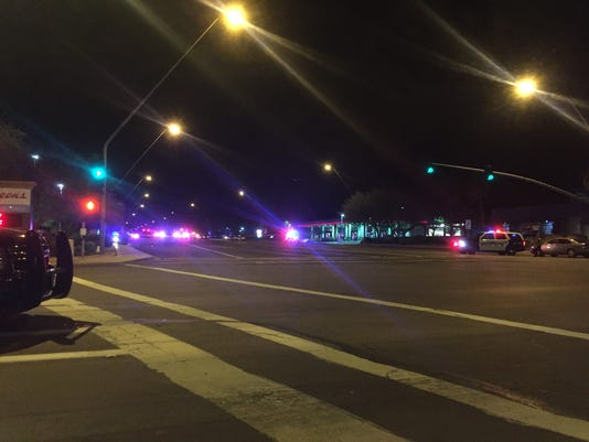 Police shooting in Mesa