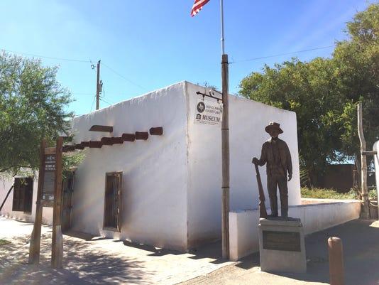 Old El Paso Jail