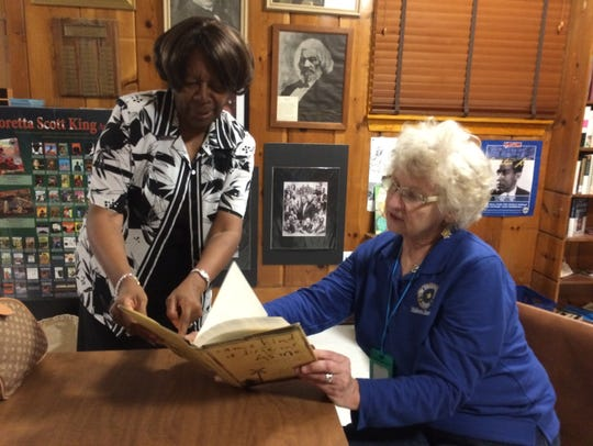 SEPT. 30: History lived on as the renovated Dunbar Historical Library was unveiled at 903 Martin Luther King Drive. The 600-square-foot structure, built in 1939 or 1940, was the only library for San Angelo's black community during segregation and was part of the Tom Green County Library System until 1972. Its owners were considering selling it to developers before community leaders joined forces and won a $50,000 grant from the San Angelo Health Foundation. Part library, part museum, the once-deteriorating building now holds many books, including about 90 that were part of the library's original collection, a variety of research material and historical photographs. Hours are 3-7 p.m. Tuesday, Thursday and Saturday.