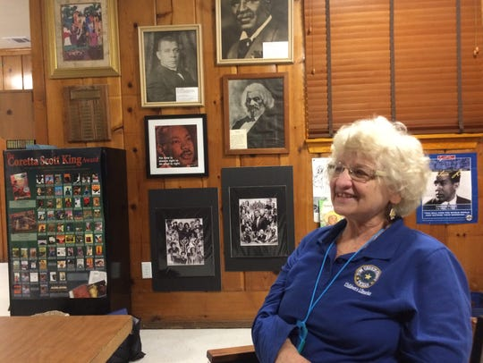 Sally Meyers, a Tom Green County librarian, was a key