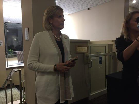 Congresswoman Claudia Tenney, R-District 22, spoke