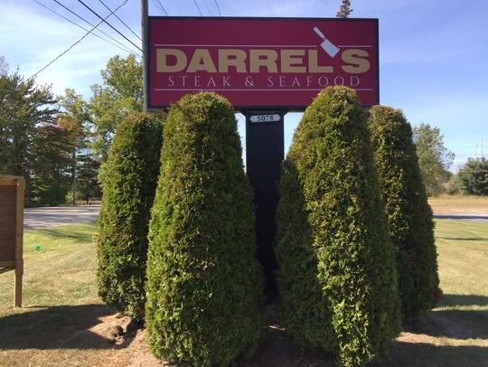 Darrel's Steak and Seafood in Kimball Township opened