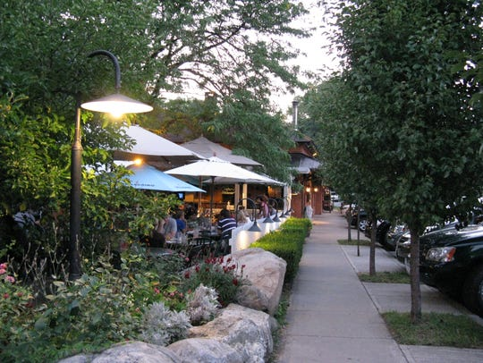Cold Spring Depot is on Main Street.  Lindsay Pietroluongo/For
