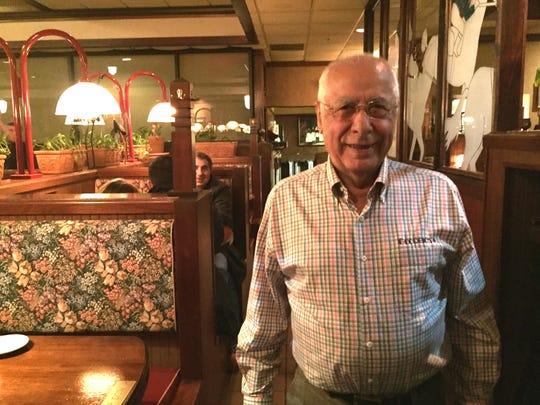 Georgio Koikos, owner of Georgio's.