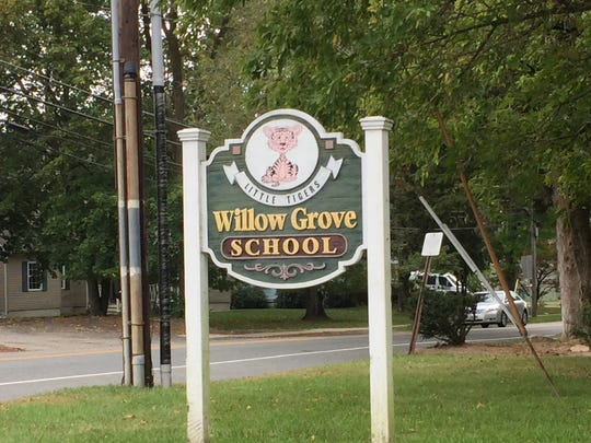 Willow Grove Elementary School in Hackettstown is currently