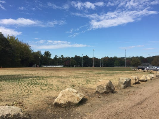 Rockland Sewer District Soil Removal 1
