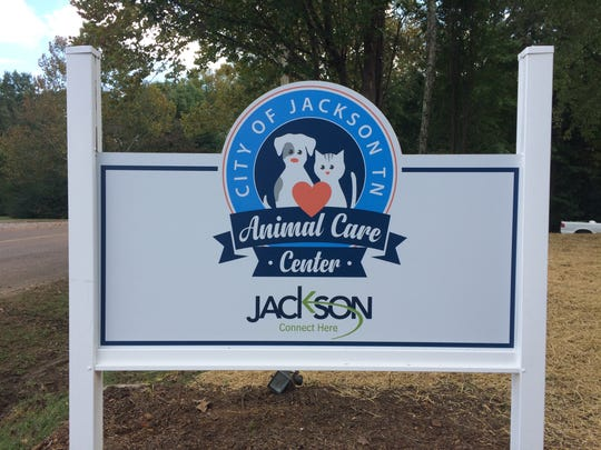 The City of Jackson Animal Care Center is at 23 Pinnacle