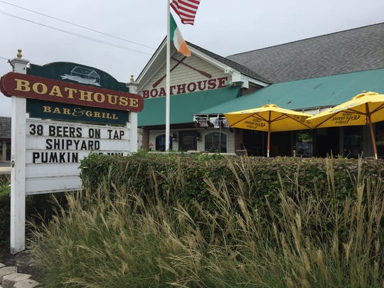 The Boathouse Bar & Grill in Belmar was among the bars expecting to participate in a pub crawl Oct. 21.