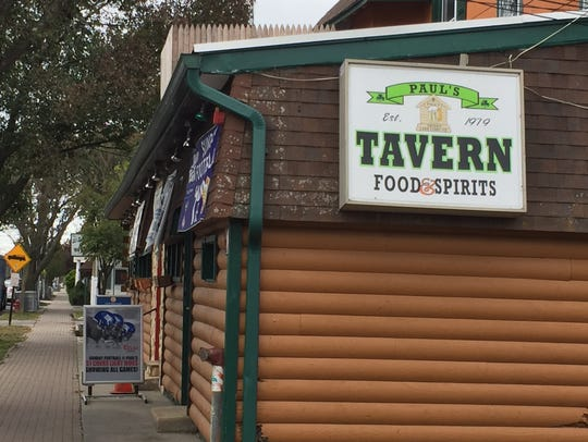Paul's Tavern in Lake Como was to be one of the stops