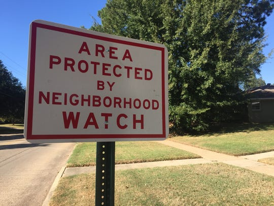 "The concept of a ""Neighborhood Watch"" has hit social"