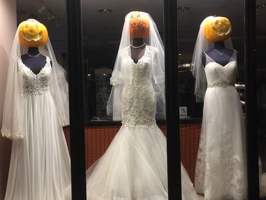 Can three pumpkin brides find love in Haddonfield?
