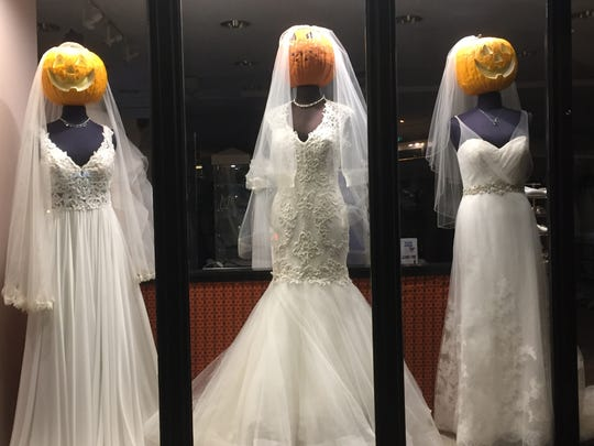 Can three pumpkin brides find love in Haddonfield? The answer might surprise you.