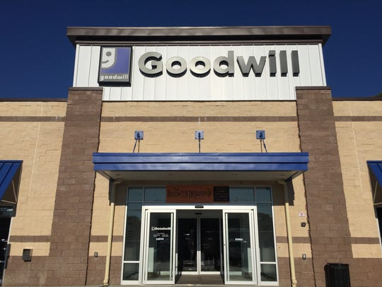 The new Goodwill in North Plainfield, which held its