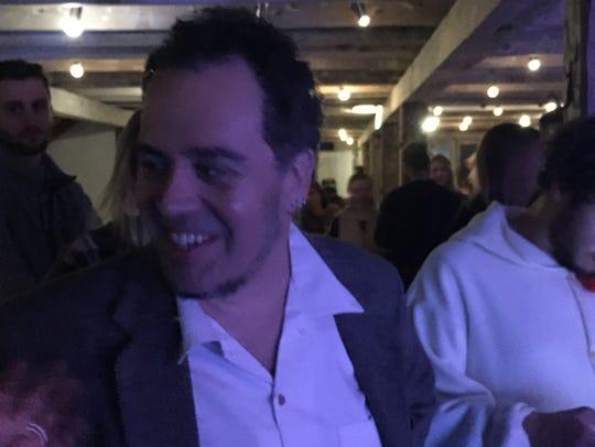 Burlington music-scene veteran Joe Adler is booking