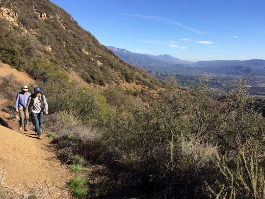 This weekend, we suggest taking a hike in Moorpark.