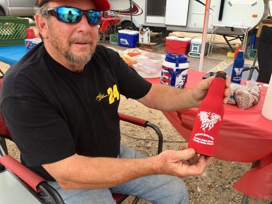 NASCAR fan