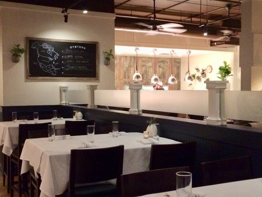 The Hawthorn had a soft opening on Oct. 5.