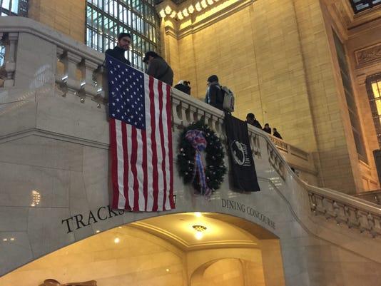 Metro-North Veterans Day