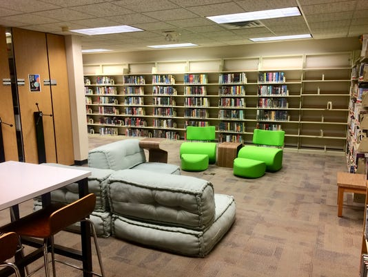 New teen space opens at Indianola Public Library