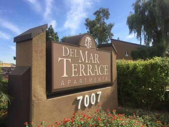 Del Mar Terrace Apartments