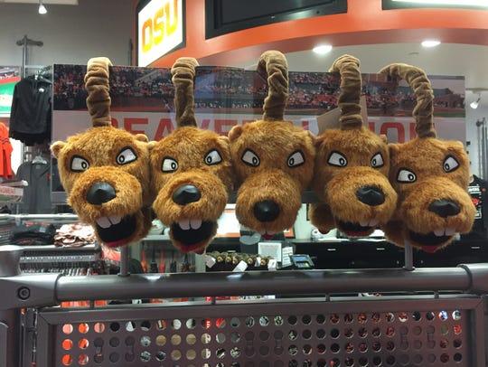 Beaver ear muffs