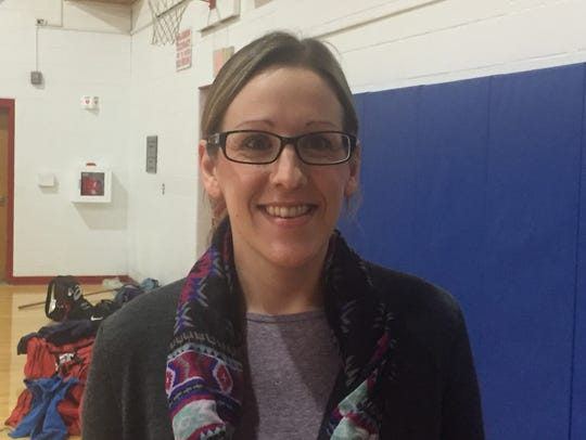 Owego volleyball coach Brittney Race said the majority of athletes would benefit from playing at least a year at the modified level.