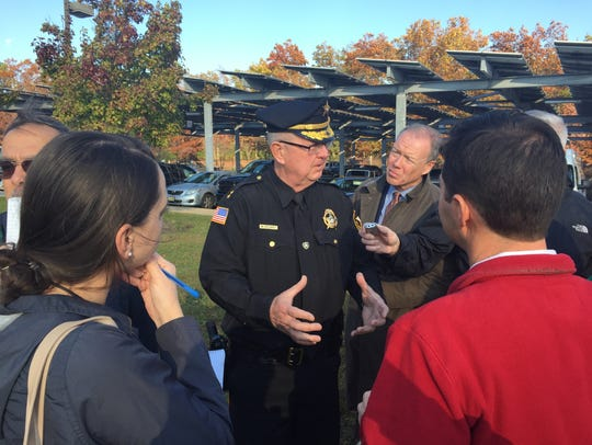 Atlantic County Acting Sheriff Mike Petuskey talks