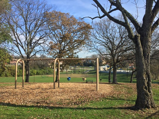 Dempsey Playground, located in the neighborhood of