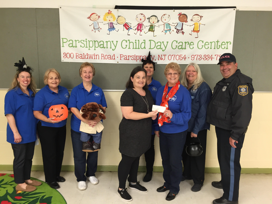 Members of the Woman's Club of Parsippany Troy Hills,