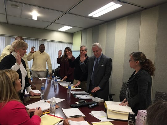 The newly reinstated Wilmington Ethics Commission takes