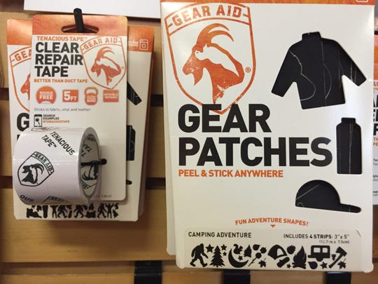 Gear patches make an excellent stocking-stuffer to