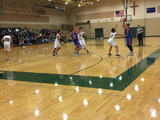 Mountain View raced past Bishop Manogue in the Wild