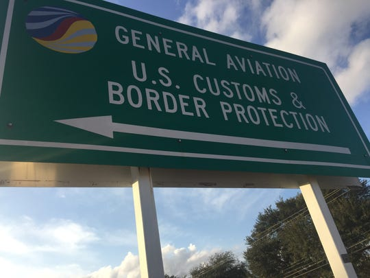 The U.S. Customs and Border Protection Port of Entry in Shreveport.